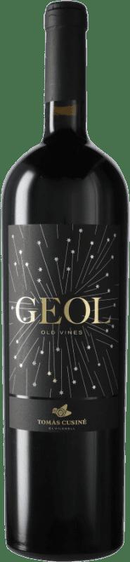 39,95 € Envoi gratuit   Vin rouge Tomàs Cusiné Geol D.O. Costers del Segre Espagne Tempranillo, Merlot, Cabernet Franc Bouteille Magnum 1,5 L