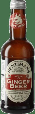 2,95 € Envío gratis | Refrescos Fentimans Ginger Beer Reino Unido Botellín 27 cl