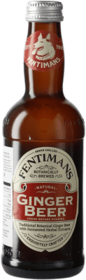 2,95 € Free Shipping | Refreshment Fentimans Ginger Beer United Kingdom Small Bottle 27 cl
