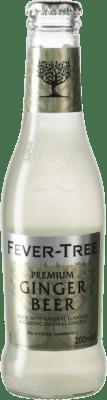1,95 € Envoi gratuit | Rafraîchissements Fever-Tree Ginger Beer Royaume-Uni Petite Bouteille 20 cl
