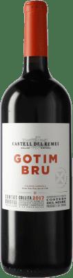 17,95 € Envío gratis   Vino tinto Castell del Remei Gotim Bru D.O. Costers del Segre España Tempranillo, Merlot, Garnacha, Cabernet Sauvignon Botella Mágnum 1,5 L