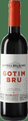 5,95 € Envío gratis   Vino tinto Castell del Remei Gotim Bru D.O. Costers del Segre España Tempranillo, Merlot, Garnacha, Cabernet Sauvignon Botella Medium 50 cl