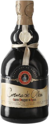 14,95 € Envío gratis | Crema de Licor Williams & Humbert Gran Duque de Alba España Botella 70 cl