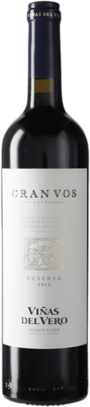 18,95 € Free Shipping   Red wine Viñas del Vero Gran VOS D.O. Somontano Catalonia Spain Bottle 75 cl
