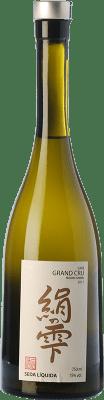32,95 € Envío gratis | Sake Seda Líquida Grand Cru España Botella 70 cl