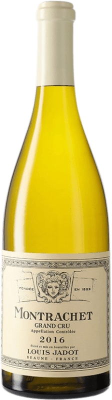 749,95 € Free Shipping | White wine Louis Jadot Grand Cru A.O.C. Montrachet Burgundy France Bottle 75 cl