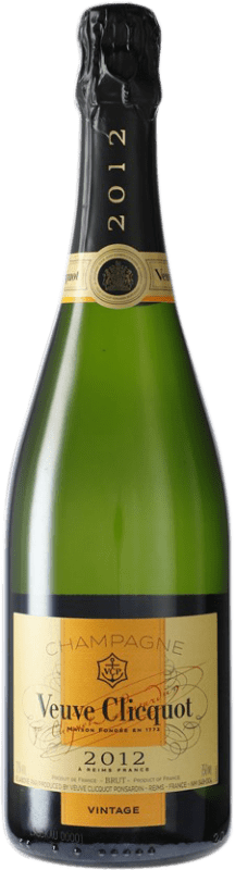 69,95 € Free Shipping | White sparkling Veuve Clicquot Grand Vintage A.O.C. Champagne Champagne France Pinot Black, Chardonnay, Pinot Meunier Bottle 75 cl