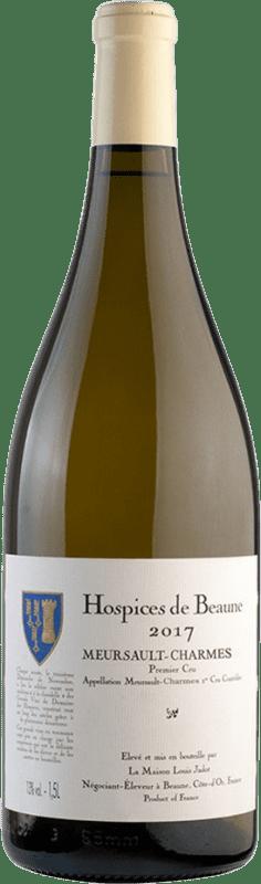 1 121,95 € Free Shipping | White wine Louis Jadot Hospices de Beaune 1er Cru Charmes Cuvée Albert Grivault A.O.C. Meursault Burgundy France Chardonnay Jéroboam Bottle-Double Magnum 3 L
