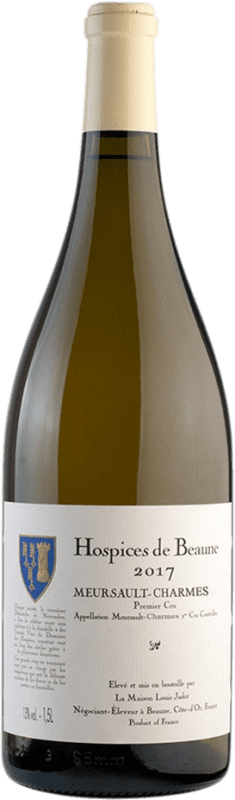 2 404,95 € Free Shipping | White wine Louis Jadot Hospices de Beaune 1er Cru Charmes Cuvée Albert Grivault A.O.C. Meursault Burgundy France Chardonnay Imperial Bottle-Mathusalem 6 L