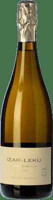 21,95 € Envío gratis | Espumoso blanco Artadi Izar-Leku D.O. Getariako Txakolina País Vasco España Botella 75 cl