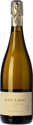 21,95 € Free Shipping | White sparkling Artadi Izar-Leku D.O. Getariako Txakolina Basque Country Spain Bottle 75 cl