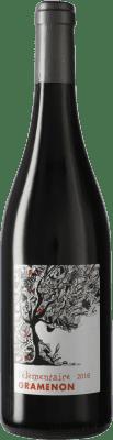 23,95 € Free Shipping | Red wine Domaine Gramenon L'élémentaire A.O.C. Côtes du Rhône France Syrah, Grenache Bottle 75 cl