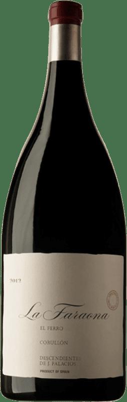 5 789,95 € Free Shipping | Red wine Descendientes J. Palacios La Faraona D.O. Bierzo Castilla y León Spain Mencía Special Bottle 5 L