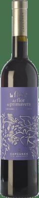 37,95 € Kostenloser Versand | Rotwein Capçanes La Flor del Flor Vinyes Velles D.O. Montsant Spanien Grenache Tintorera Flasche 75 cl