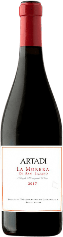 89,95 € Free Shipping   Red wine Artadi La Morera de San Lázaro D.O. Navarra Navarre Spain Tempranillo Bottle 75 cl