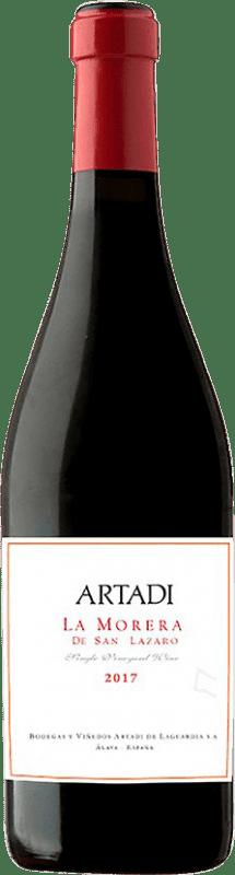 88,95 € Envío gratis   Vino tinto Artadi La Morera de San Lázaro D.O. Navarra Navarra España Tempranillo Botella 75 cl