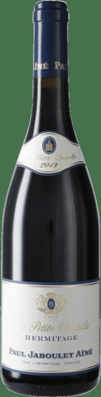 73,95 € Envoi gratuit | Vin rouge Jaboulet Aîné La Petite Chapelle A.O.C. Hermitage France Syrah Bouteille 75 cl