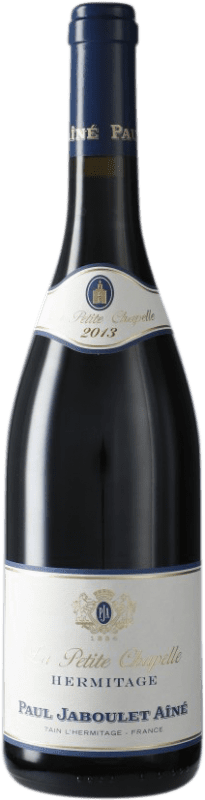 73,95 € Envío gratis | Vino tinto Jaboulet Aîné La Petite Chapelle A.O.C. Hermitage Francia Syrah Botella 75 cl