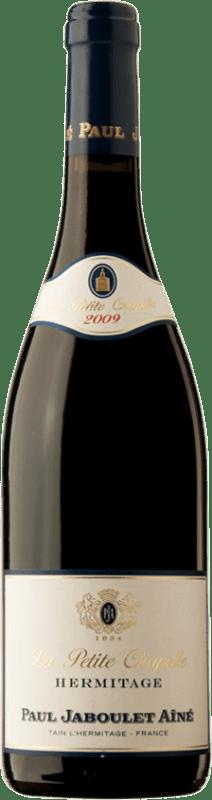 78,95 € Free Shipping | Red wine Jaboulet Aîné La Petite Chapelle 2009 A.O.C. Hermitage France Syrah Bottle 75 cl
