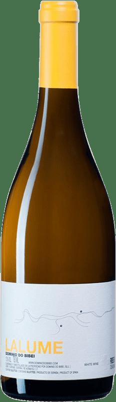 16,95 € Envoi gratuit | Vin blanc Dominio do Bibei Lalume D.O. Ribeiro Galice Espagne Bouteille 75 cl