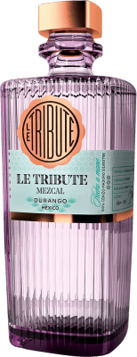 78,95 € Free Shipping | Mezcal MG Le Tribute Mexico Bottle 70 cl