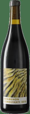 35,95 € Free Shipping | Red wine Domaine Gramenon L'Emouvante A.O.C. Côtes du Rhône France Syrah Bottle 75 cl