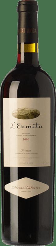 1 164,95 € Envío gratis | Vino tinto Álvaro Palacios L'Ermita D.O.Ca. Priorat Cataluña España Garnacha, Cabernet Sauvignon Botella 75 cl