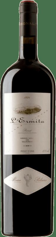4 245,95 € Envoi gratuit   Vin rouge Álvaro Palacios L'Ermita 1998 D.O.Ca. Priorat Catalogne Espagne Grenache, Cabernet Sauvignon Bouteille Jéroboam-Doble Magnum 3 L