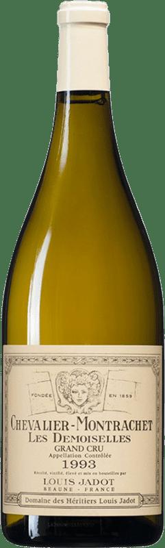 894,95 € Free Shipping | White wine Louis Jadot Les Demoiselles Grand Cru 1993 A.O.C. Chevalier-Montrachet Burgundy France Chardonnay Magnum Bottle 1,5 L