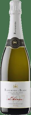 21,95 € Free Shipping | White sparkling Raventós i Blanc L'Hereu Brut D.O. Cava Spain Macabeo, Xarel·lo, Parellada Bottle 75 cl