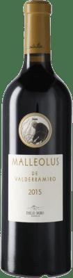 77,95 € Envoi gratuit   Vin rouge Emilio Moro Malleolus Valderramiro D.O. Ribera del Duero Castille et Leon Espagne Tempranillo Bouteille 75 cl