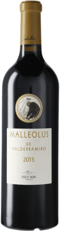 77,95 € Envío gratis | Vino tinto Emilio Moro Malleolus Valderramiro D.O. Ribera del Duero Castilla y León España Tempranillo Botella 75 cl
