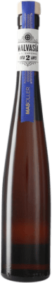 13,95 € Kostenloser Versand | Weißwein Mas Oller Malvasia de Sitges D.O. Empordà Katalonien Spanien Malvasía de Sitges Halbe Flasche 37 cl