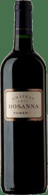 189,95 € Free Shipping | Red wine Château Hosanna A.O.C. Pomerol Bordeaux France Bottle 75 cl