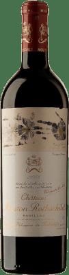1 017,95 € Free Shipping | Red wine Château Mouton-Rothschild 2005 A.O.C. Pauillac Bordeaux France Merlot, Cabernet Sauvignon, Cabernet Franc Bottle 75 cl