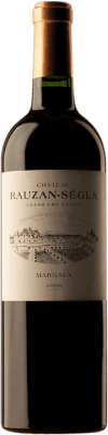 125,95 € Free Shipping | Red wine Château Rauzan Ségla 2006 A.O.C. Margaux Bordeaux France Bottle 75 cl