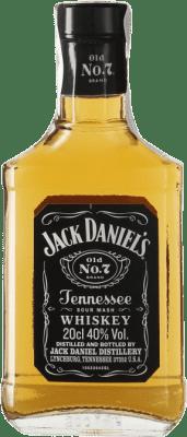 9,95 € Envoi gratuit   Bourbon Jack Daniel's Tennessee États Unis Petite Bouteille 20 cl
