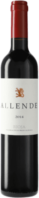 18,95 € Free Shipping | Red wine Allende D.O.Ca. Rioja Spain Tempranillo Medium Bottle 50 cl