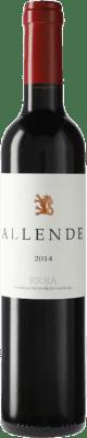 12,95 € Envío gratis | Vino tinto Allende D.O.Ca. Rioja España Tempranillo Botella Medium 50 cl