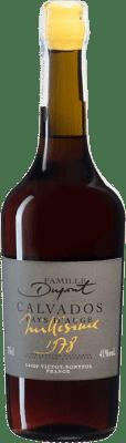 234,95 € Envío gratis | Calvados Domaine Dupont I.G.P. Calvados Pays d'Auge Francia Botella 70 cl
