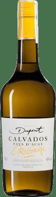 38,95 € Envío gratis | Calvados Domaine Dupont I.G.P. Calvados Pays d'Auge Francia Botella 70 cl