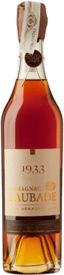 1 324,95 € Envoi gratuit | Armagnac Château de Laubade I.G.P. Bas Armagnac France Bouteille Medium 50 cl