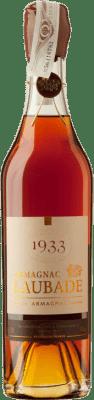 1 324,95 € Envío gratis | Armagnac Château de Laubade I.G.P. Bas Armagnac Francia Botella Medium 50 cl