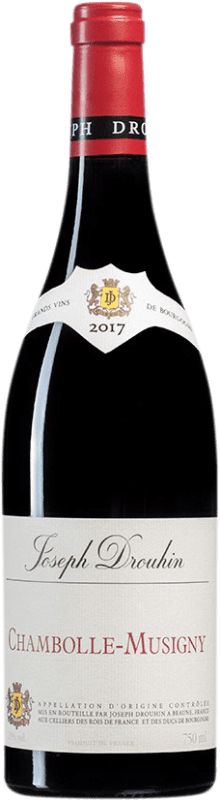 69,95 € Free Shipping   Red wine Drouhin A.O.C. Chambolle-Musigny Burgundy France Pinot Black Bottle 75 cl
