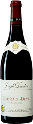 204,95 € Free Shipping | Red wine Drouhin A.O.C. Clos Saint-Denis Burgundy France Pinot Black Bottle 75 cl