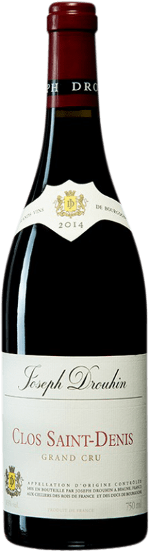 213,95 € Free Shipping   Red wine Drouhin A.O.C. Clos Saint-Denis Burgundy France Pinot Black Bottle 75 cl