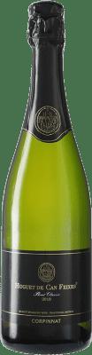 11,95 € Kostenloser Versand | Weißer Sekt Huguet de Can Feixes Brut Corpinnat Spanien Pinot Schwarz, Macabeo, Parellada Flasche 75 cl