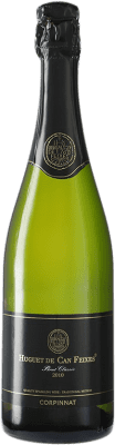 19,95 € Free Shipping | White sparkling Huguet de Can Feixes Brut Corpinnat Spain Pinot Black, Macabeo, Parellada Bottle 75 cl
