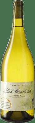 51,95 € Free Shipping | White wine Abel Mendoza D.O.Ca. Rioja Spain Malvasía Magnum Bottle 1,5 L