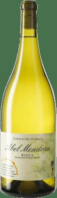 51,95 € Envoi gratuit | Vin blanc Abel Mendoza D.O.Ca. Rioja Espagne Grenache Blanc Bouteille Magnum 1,5 L